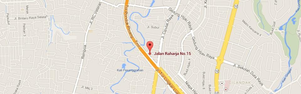 Map Sedang