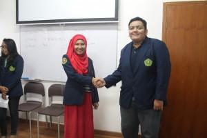 Pemilihan Ketua IKM Periode 2014-2015