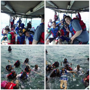 Pelepasan pulau pari 2015